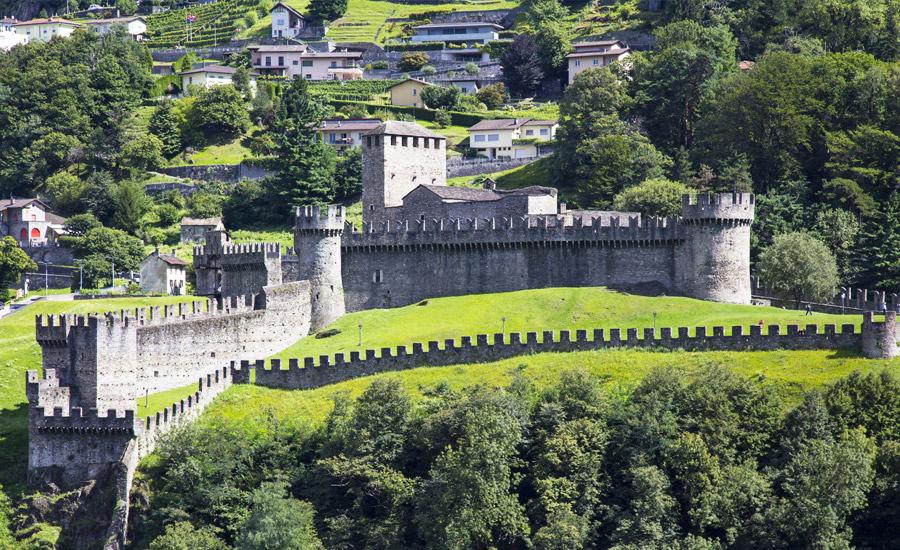 Castello-Sasso